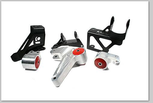 Innovative - 1994-2001 Acura Integra Innovative K-Series Swap Billet Motor Mounts
