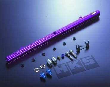 HKS - 2003-2005 Mitsubishi Evolution VIII HKS Fuel Rail Upgrade Kit