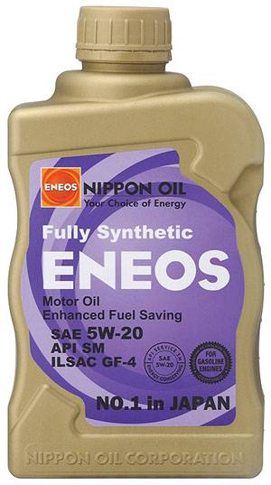 Eneos - Eneos 5W20 Synthetic Motor Oil (CASE)