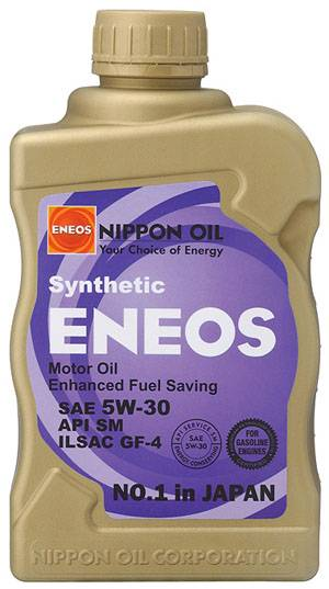 Eneos - Eneos 5W30 Synthetic Motor Oil (CASE)