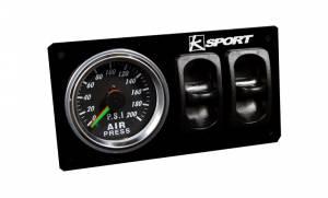 K Sport - 2006-2007 Mitsubishi Evolution IX Ksport Airtech Basic Air Suspension System - Image 2