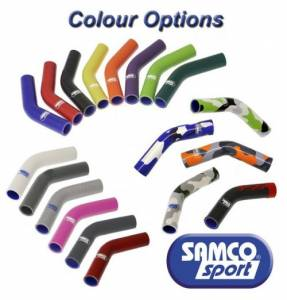 Samco - Honda Civic Si 2006-2011 Samco Silicone Radiator Hose Kit (3 Pieces) - Image 2