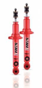 KYB - 2001-2002 Honda Civic KYB AGX Adjustable Front Shocks (2) - Image 1