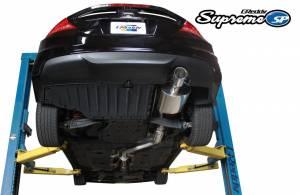 Greddy - 2012-2015 Honda Civic Si Greddy Supreme SP Cat-Back Exhaust - Image 2