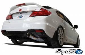 Greddy - 2012-2015 Honda Civic Si Greddy Supreme SP Cat-Back Exhaust - Image 3